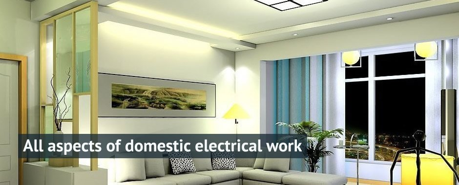 Domestic Electrical Work Derby Electricians